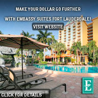 Embassy Suites Ft. Lauderdale - Proud Sponsor of SGMP Florida Capital Chapter
